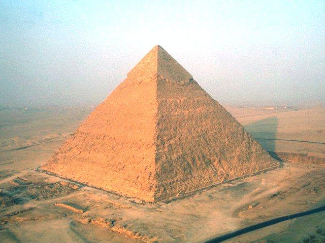 mysterious egyptian pyramids essay