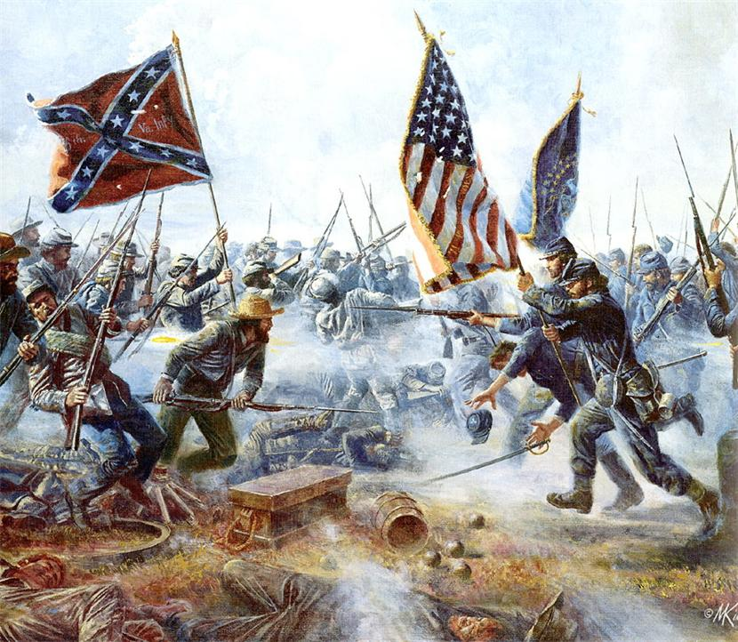 an overview of the confederate general robert e lees actions during the civil war of the united stat