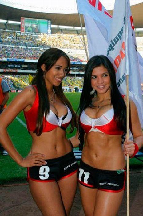 Горячие мексиканки