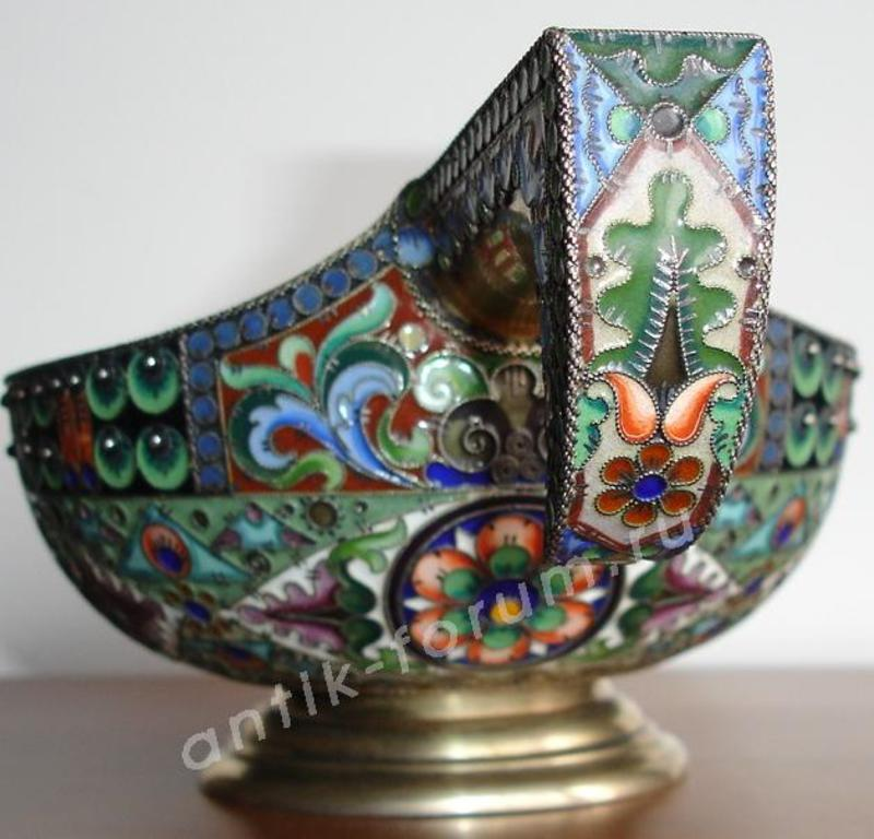 Эмали Ивана Хлебникова